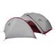 MSR Gear Shed V2 Akcesoria do namiotu szary/czerwony